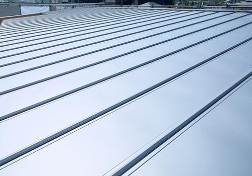 屋根(ガルバリウム鋼板)