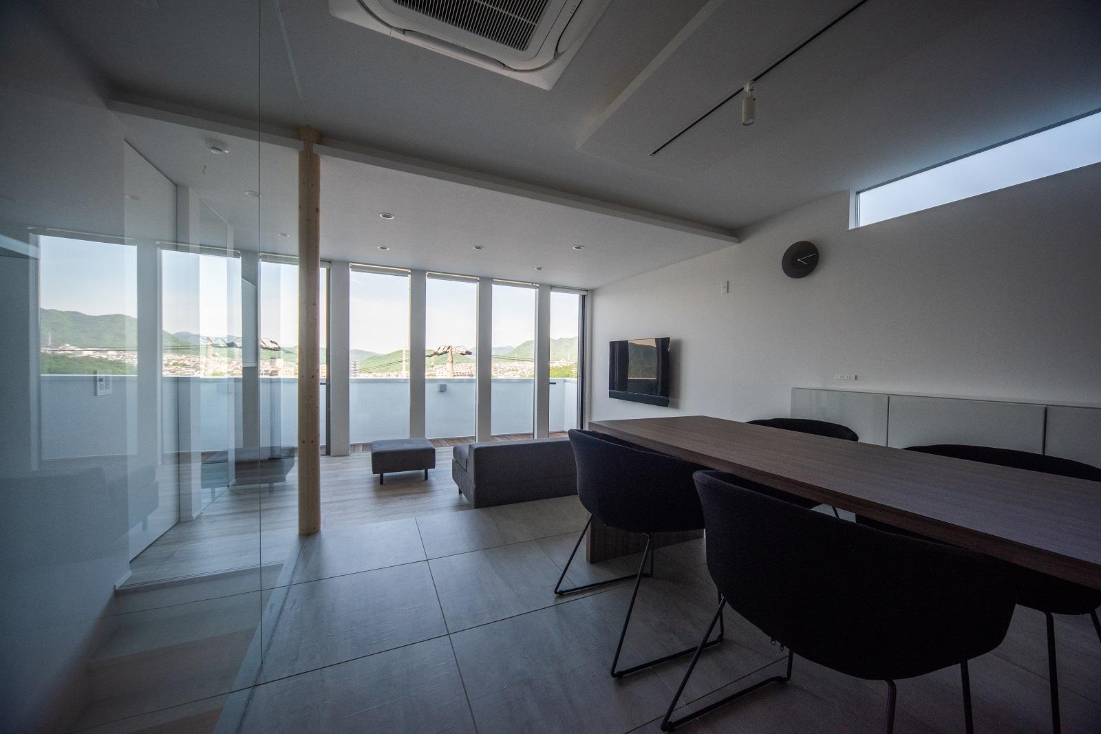 神戸市 眺めの良い家