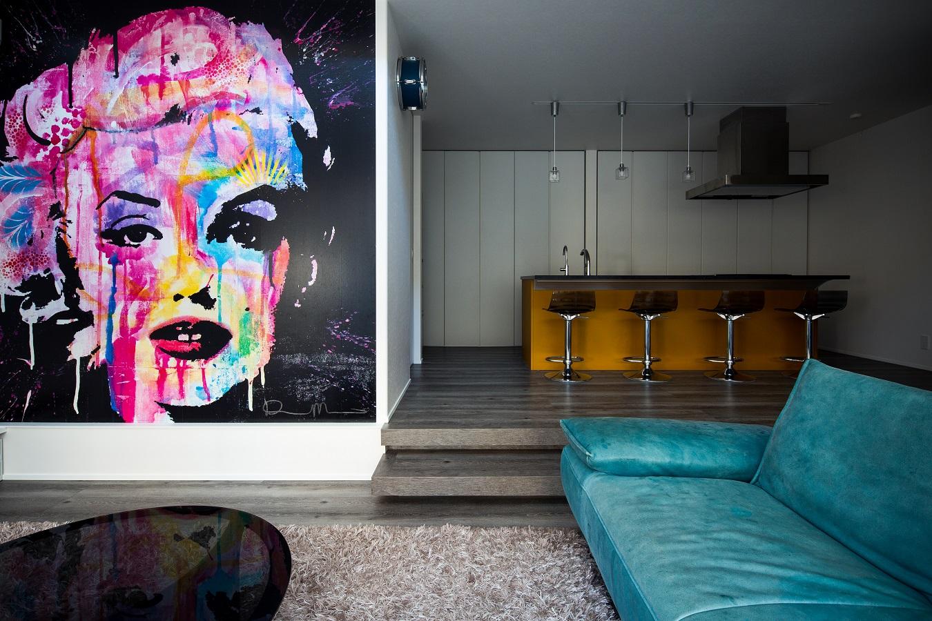 現代美術の家